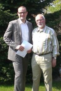 Foto vom Besuch Jens Spahn 2011